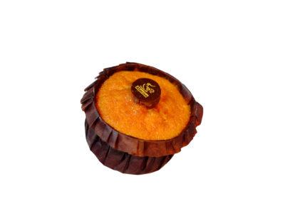 snack al cocco e cioccolato