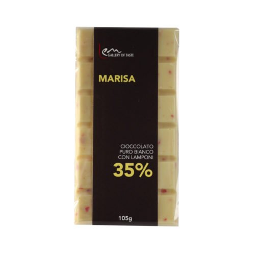 Tavoletta cioccolato bianco Marisa