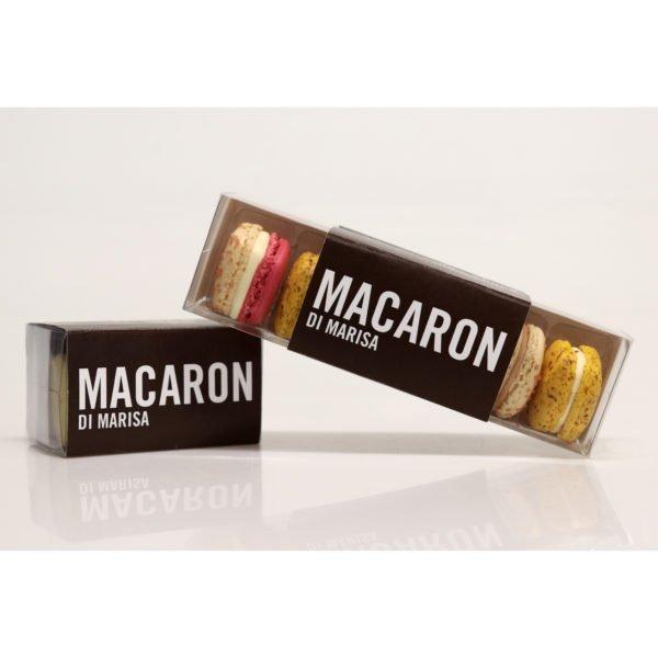 Macaron assortiti